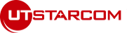 UTStarcom - Logo